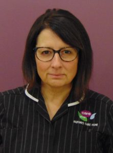 Kim Butters Fairways Care home Manager